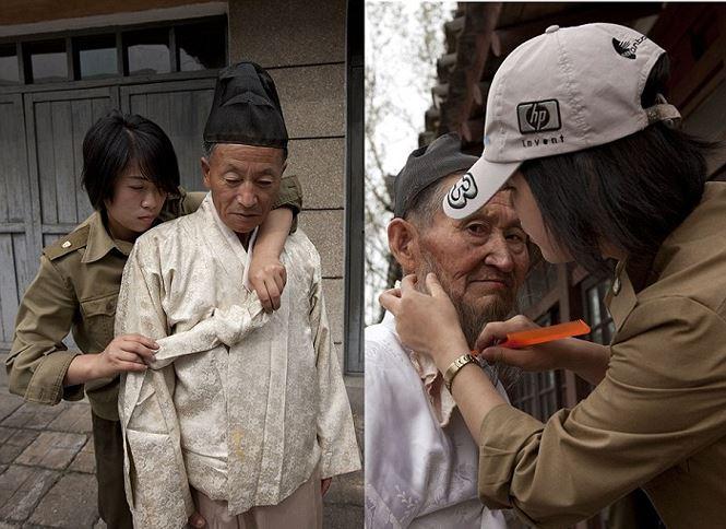 Điện ảnh của đất nước bí ẩn Triều Tiên được hé lộ qua loạt ảnh hiếm thấy - hình ảnh 3