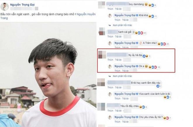 Bị đồn yêu Trọng Đại U23 Việt Nam, mỹ nhân nóng bỏng đáp trả bất ngờ - hình ảnh 3