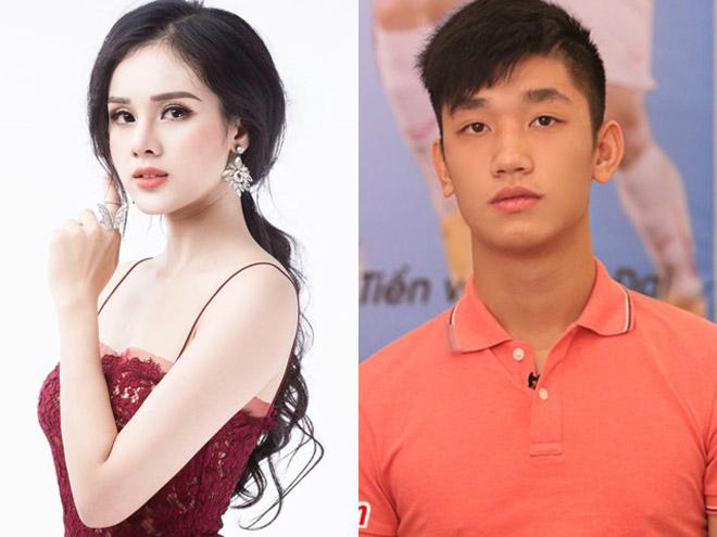 Bị đồn yêu Trọng Đại U23 Việt Nam, mỹ nhân nóng bỏng đáp trả bất ngờ - hình ảnh 1
