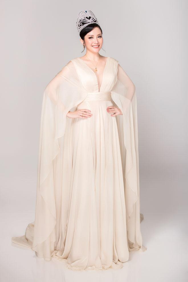 Hoa hậu VN từ đời đầu đến đương kim khoe sắc nghiêng thành - hình ảnh 5