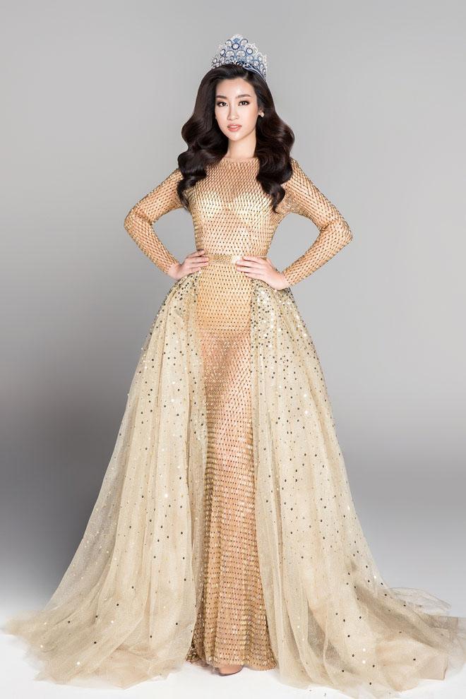 Hoa hậu VN từ đời đầu đến đương kim khoe sắc nghiêng thành - hình ảnh 14