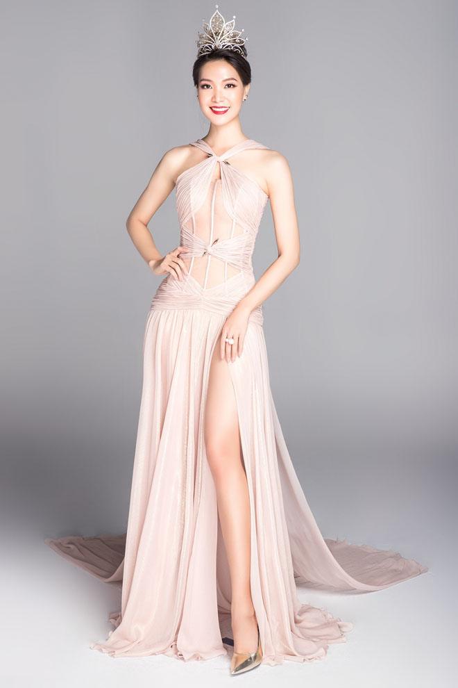 Hoa hậu VN từ đời đầu đến đương kim khoe sắc nghiêng thành - hình ảnh 10