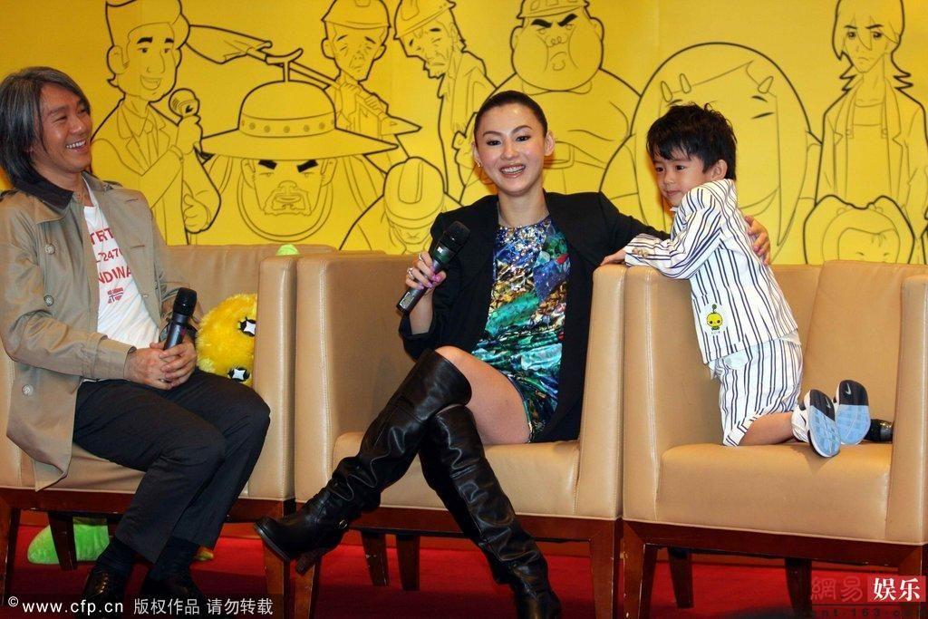 Châu Tinh Trì có con trai ngoài giá thú 11 tuổi, mẹ là đại gia xinh đẹp: Sự thật ngã ngửa - hình ảnh 4