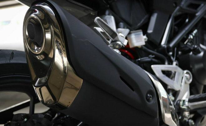 Đánh giá toàn diện 2018 Honda CB300R giá 102 triệu đồng - 7