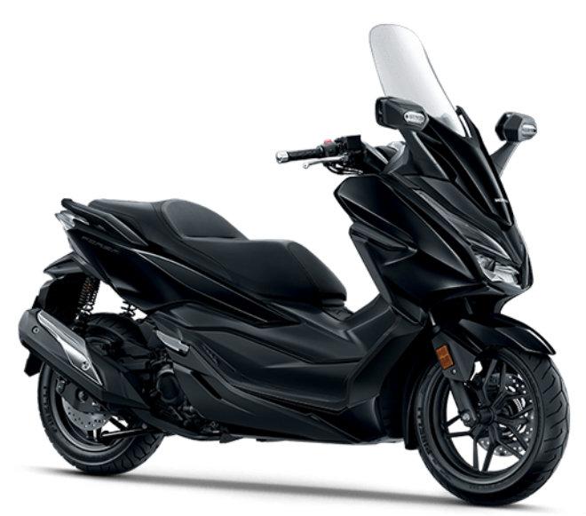 Chi tiết 3 màu, thông số, giá bán xe ga mới Honda Forza 250 - 1