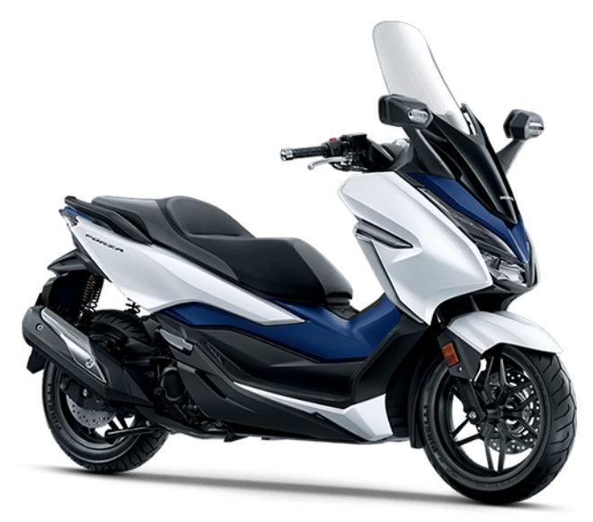 Chi tiết 3 màu, thông số, giá bán xe ga mới Honda Forza 250 - 2