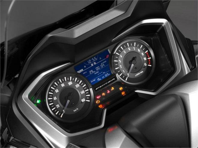 Chi tiết 3 màu, thông số, giá bán xe ga mới Honda Forza 250 - 9
