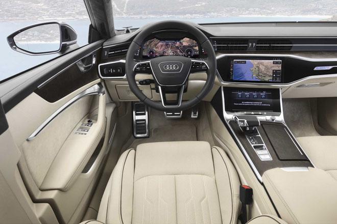 Audi công bố giá bán A7 Sportback 2019 từ 68.000 USD - 4