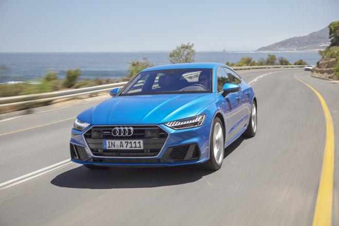 Audi công bố giá bán A7 Sportback 2019 từ 68.000 USD - 1