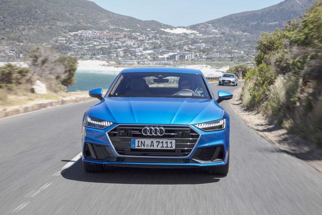 Audi công bố giá bán A7 Sportback 2019 từ 68.000 USD - 2