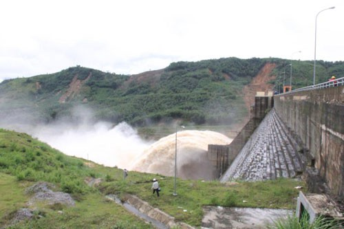 Thủy điện ở Quảng Nam lo động đất - 1
