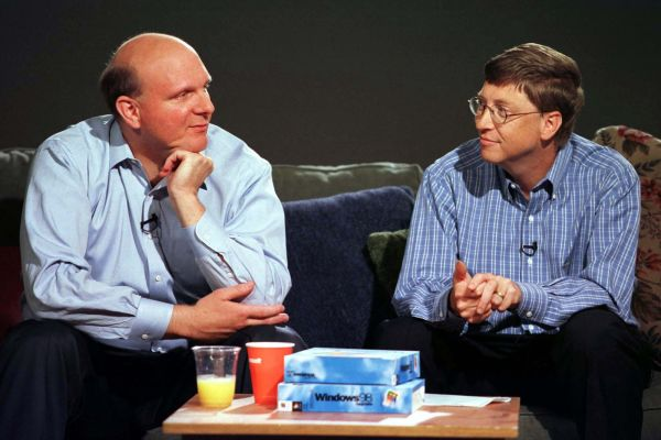 Bỏ học để làm trợ lý cho Bill Gates, nay thành một trong những người giàu nhất Mỹ - 2
