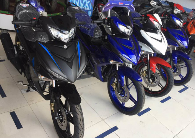 Bảng giá lăn bánh khi mua 2019 Yamaha Exciter mới - 3