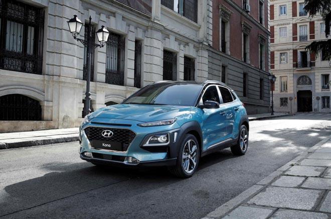 Hyundai Kona sắp ra mắt tại Việt Nam vào ngày 22/8, giá dự kiến từ 600 triệu đồng - 7