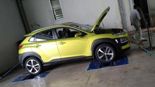 Hyundai Kona sắp ra mắt tại Việt Nam vào ngày 22/8, giá dự kiến từ 600 triệu đồng - 3