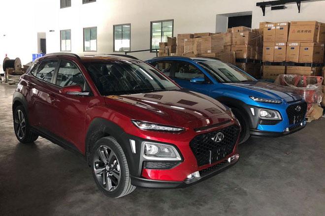 Hyundai Kona sắp ra mắt tại Việt Nam vào ngày 22/8, giá dự kiến từ 600 triệu đồng - 1
