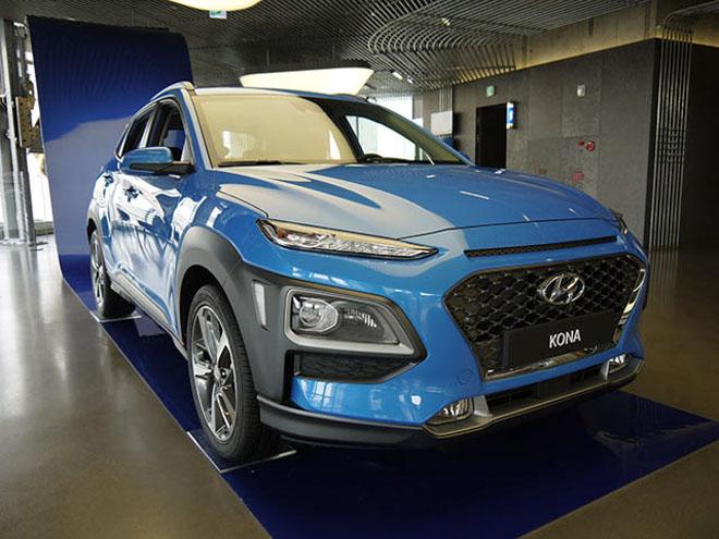 Hyundai Kona sắp ra mắt tại Việt Nam vào ngày 22/8, giá dự kiến từ 600 triệu đồng - 4