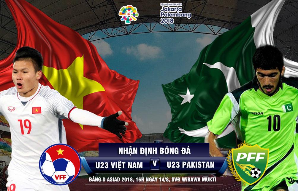 """U23 Việt Nam - U23 Pakistan: Giải mã """"ẩn số"""", khởi đầu giấc mộng lớn - 2"""