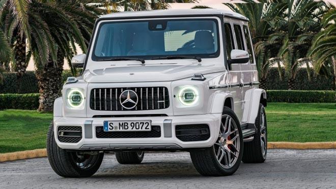 Tìm hiểu các dòng xe, đời xe Mercedes-Benz - 14