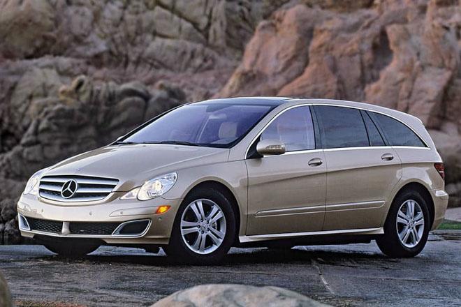 Tìm hiểu các dòng xe, đời xe Mercedes-Benz - 16