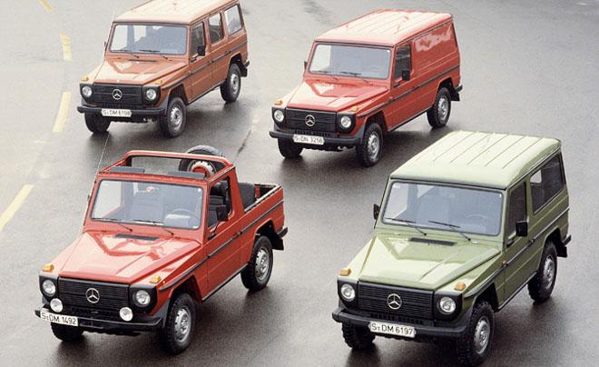 Tìm hiểu các dòng xe, đời xe Mercedes-Benz - 13