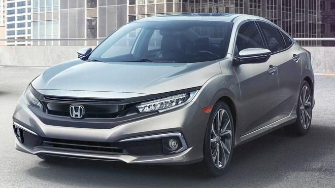 Honda Civic 2019 mới sắp ra mắt: Nâng cấp nhẹ nhàng, giữ nguyên động cơ - 2