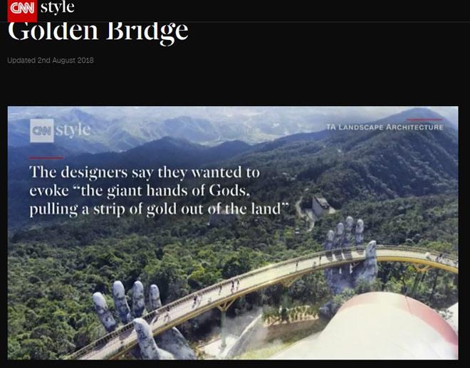 Truyền thông quốc tế không ngớt lời ngợi ca Cầu Vàng Sun World Ba Na Hills - 4