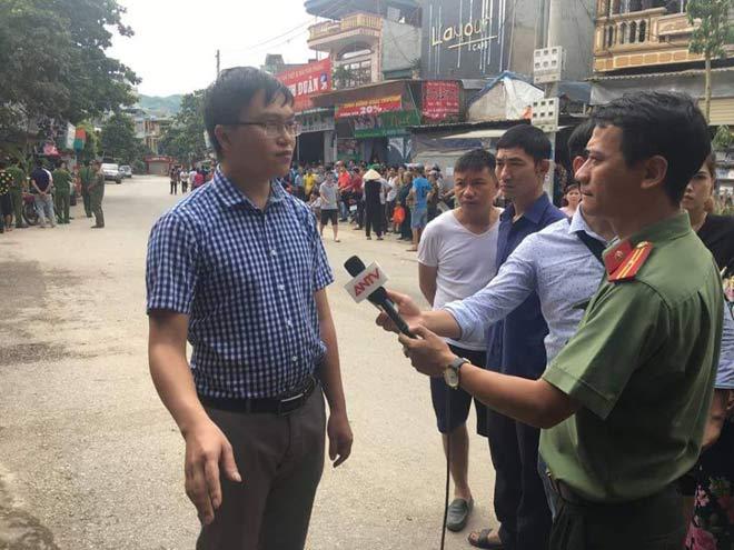 Vụ nổ súng ở Điện Biên: Nạn nhân cầu cứu trước khi bị bắn - 1