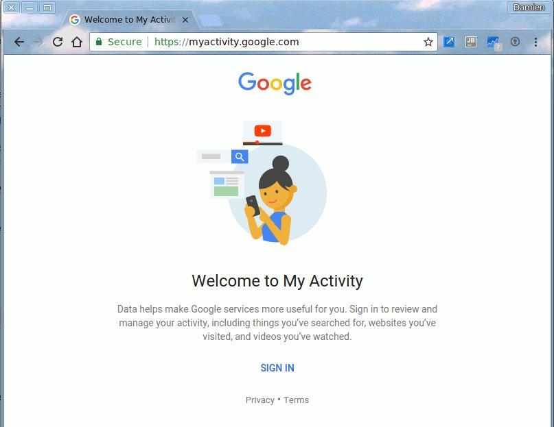 Thủ thuật vô hiệu hóa Google theo dõi vị trí của bạn 2