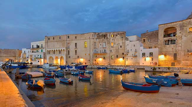 10 thị trấn đẹp nhất nước Ý khiến du khách xiêu lòng - 6