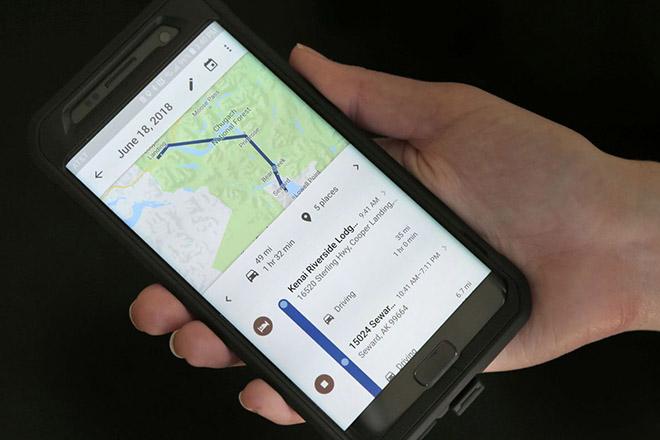 Thủ thuật vô hiệu hóa Google theo dõi vị trí của bạn