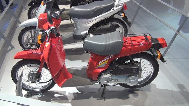Video: Vua xe ga Honda SH đời đầu còn mới tinh - 2