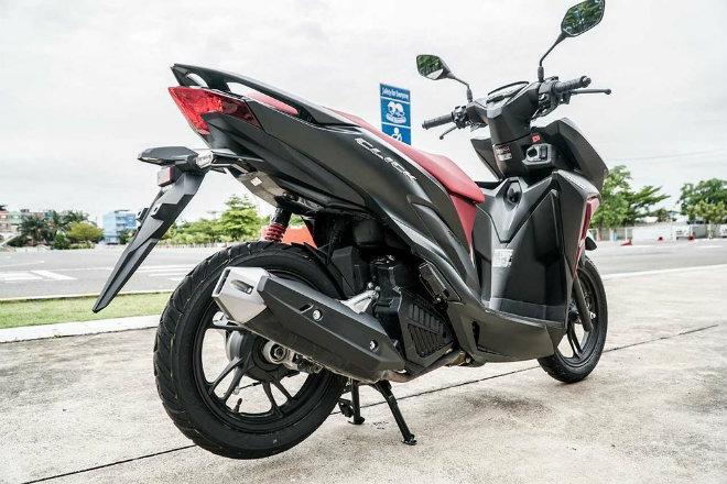 Đánh giá toàn diện 2018 Honda Click 150i giá 42 triệu đồng - 7