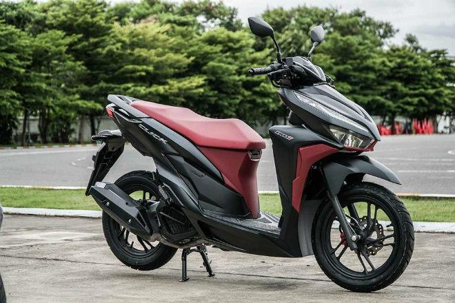 Đánh giá toàn diện 2018 Honda Click 150i giá 42 triệu đồng - 1