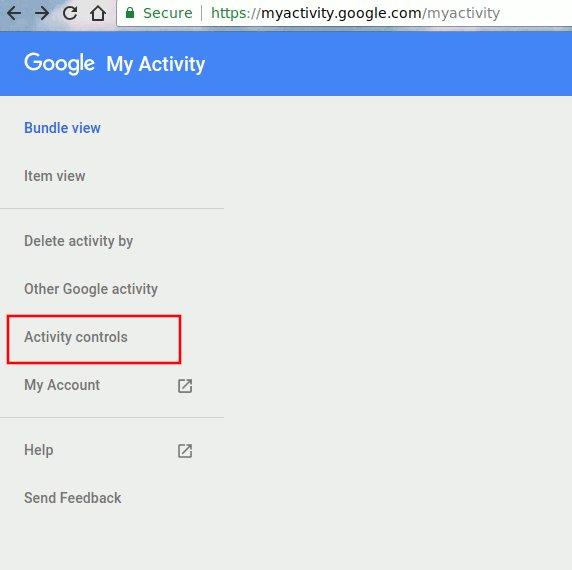 Thủ thuật vô hiệu hóa Google theo dõi vị trí của bạn 3