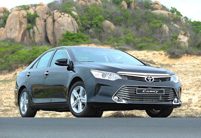 Giá xe Toyota Camry cập nhật mới nhất - 3