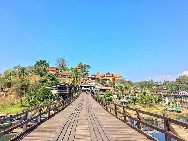 Thái Lan: Những ngôi làng cổ tích là có thật - 2