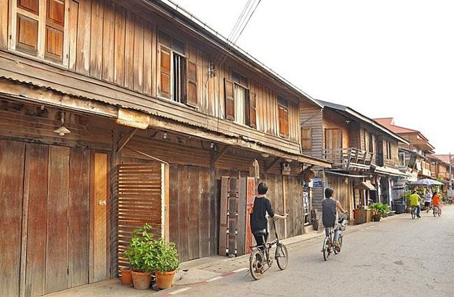 Thái Lan: Những ngôi làng cổ tích là có thật - 5