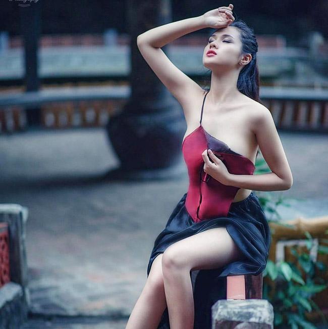 Bạn gái Trọng Đại, Văn Thanh (U23 VN) mặc gợi cảm nhất dàn bồ cầu thủ - hình ảnh 8