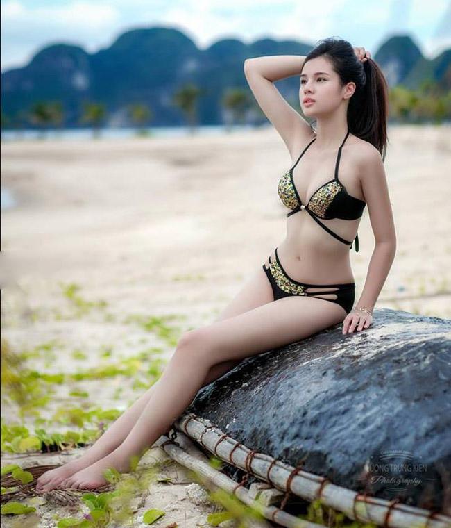 Bạn gái Trọng Đại, Văn Thanh (U23 VN) mặc gợi cảm nhất dàn bồ cầu thủ - hình ảnh 7