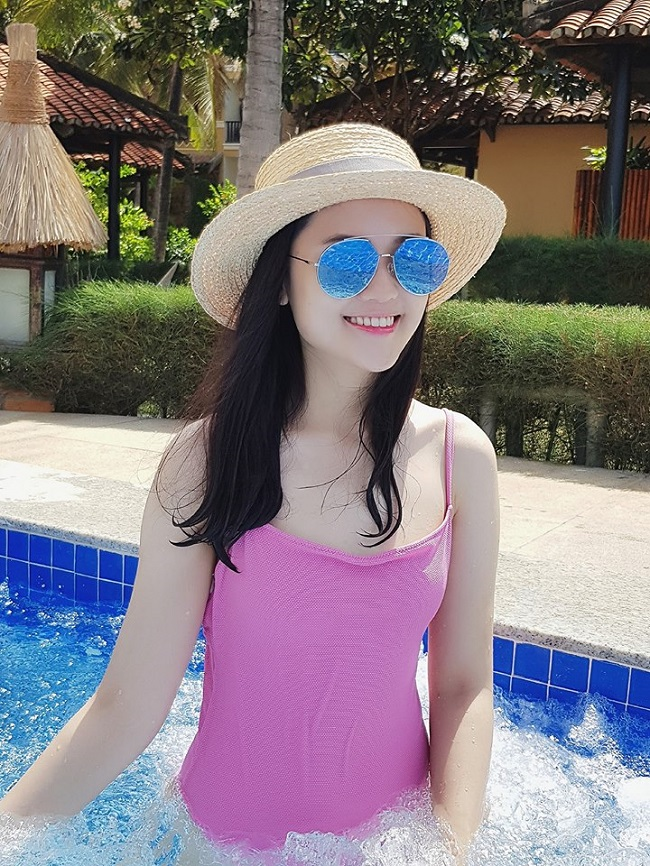 Bạn gái Trọng Đại, Văn Thanh (U23 VN) mặc gợi cảm nhất dàn bồ cầu thủ - hình ảnh 15