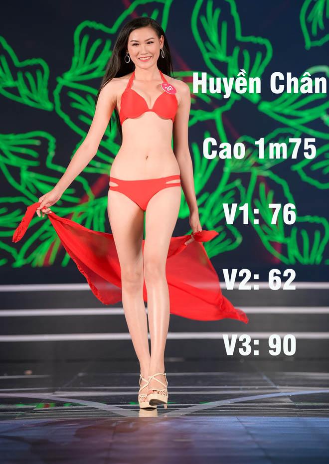Loạt người đẹp Hoa hậu VN có vòng 1 khiêm tốn nhưng đủ chuẩn đẹp mới - hình ảnh 4