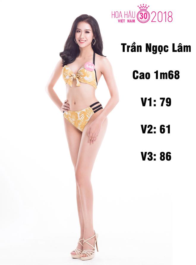 Loạt người đẹp Hoa hậu VN có vòng 1 khiêm tốn nhưng đủ chuẩn đẹp mới - hình ảnh 7