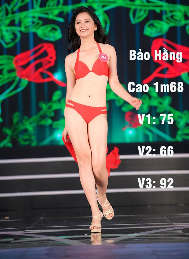 Loạt người đẹp Hoa hậu VN có vòng 1 khiêm tốn nhưng đủ chuẩn đẹp mới - hình ảnh 2