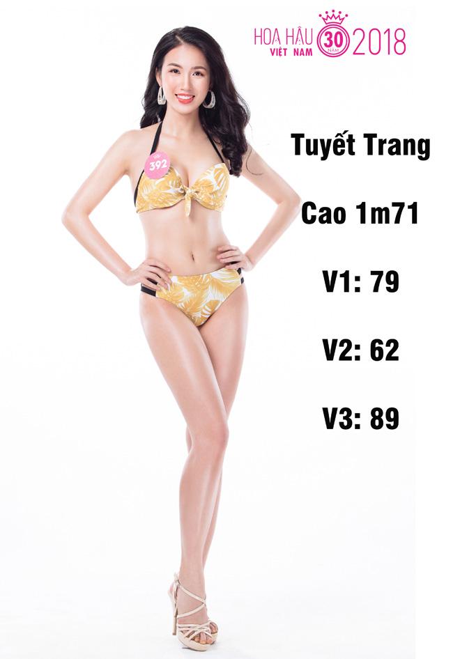 Loạt người đẹp Hoa hậu VN có vòng 1 khiêm tốn nhưng đủ chuẩn đẹp mới - hình ảnh 8