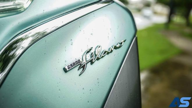 Đánh giá toàn diện Yamaha Grande Hybrid xanh ngọc bích - 3
