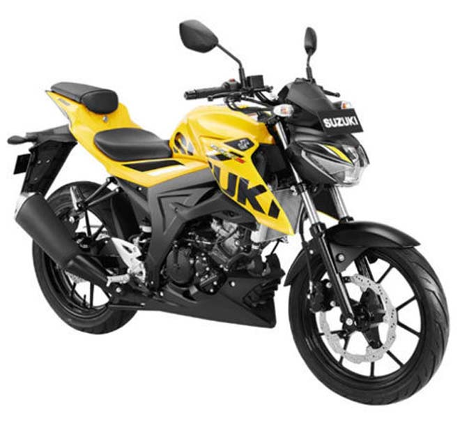 Chọn Yamaha V-Ixion 2018 hay Suzuki GSX-R150? - 1