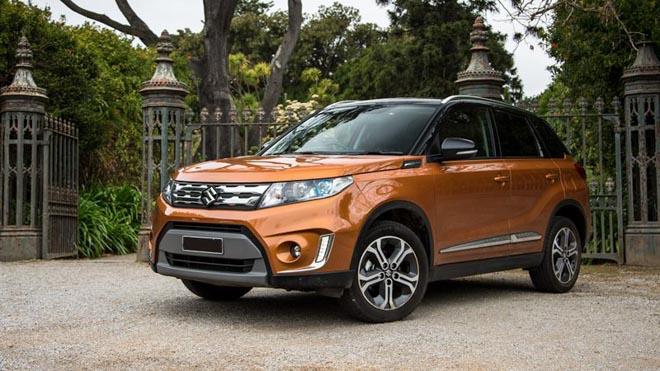 Giá xe Suzuki cập nhật tháng 11/2018: SUV Suzuki Vitara giá từ 779 triệu đồng - 1