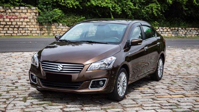 Giá xe Suzuki cập nhật tháng 11/2018: SUV Suzuki Vitara giá từ 779 triệu đồng - 2