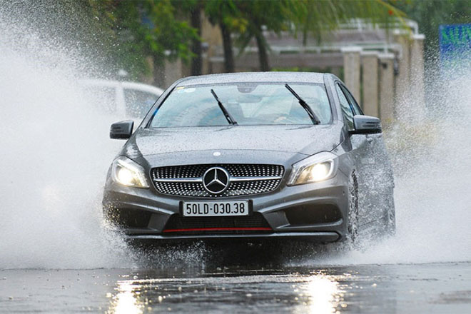 5 Lưu ý cần nhớ khi lái xe trong mùa mưa - 2